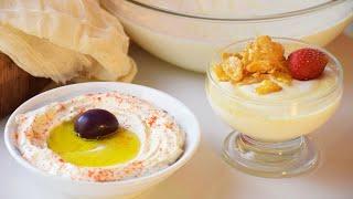 Como fazer Iogurte Natural, Grego e Coalhada Seca