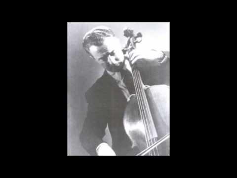Beethoven - Cello sonata n°4 - Fournier / Schnabel