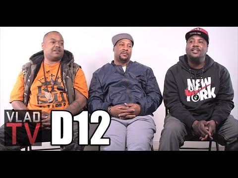 D12 on Critics Accusing Eminem of Sounding Like AZ on 1st Album