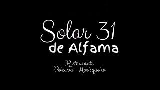 Solar 31 de Alfama - Inauguração 11.06.2020