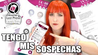 ALTA TRAICIÓN!! SALEN LOS SOSPECHOSOS | Ep.4 | Another Lost Phone: Laura's Story