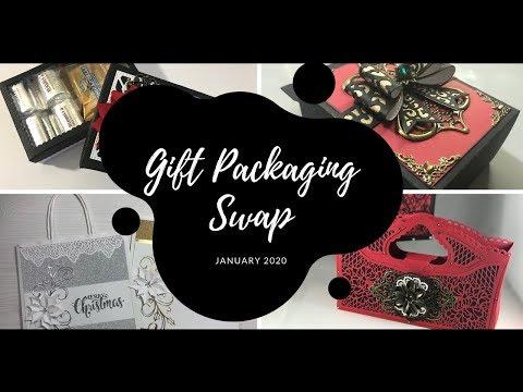 2020 Gift Packaging Swap - **CLOSED**