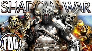 THE NURNEN NEMESIS TAKEOVER | Middle Earth: Shadow of War Gameplay