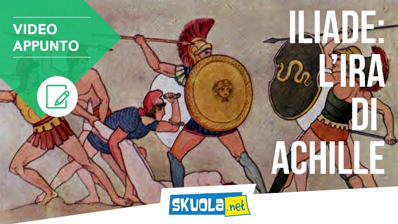 Iliade L Ira Di Achille Youtube