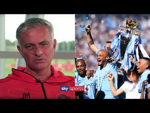 EXCLUSIVE: Jose Mourinho says Man City have a 'lack of class'