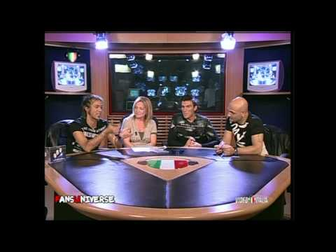 EIFFEL 65 - Interview @ VideoITALIA 1/3 [HD]