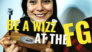 How to be a WIZZ at tying the FG KNOT