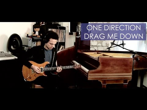 ONE DIRECTION - Drag Me Down - Guitar Cover by ADAM LEE