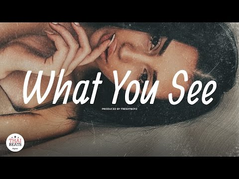 What You See - Smooth R&B Beat x With Hook Instrumental 2018