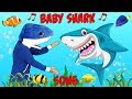 Baby Shark Song for Kids Sing Along Kids Song Remix