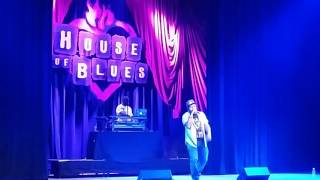 """RJAY performing """"WORK THAT BODY"""" @ The House of Blue in MYRTLE BEACH, SC"""