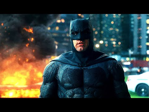 JUSTICE LEAGUE Movie Review (2017)