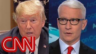 Anderson Cooper rips Trump's damage control thumbnail