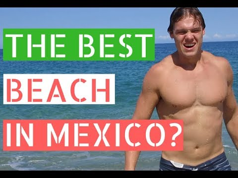 THIS BEACH IS AMAZING!  // Life in Puerto Vallarta Vlog