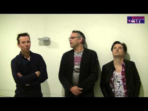 3 Musketiers - interview Athos, Porthos, Aramis (Leon Cris Toine)