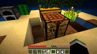 Minecraft - Isoland - Tesouro e Expandindo a Ilha - Parte 2