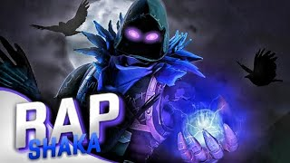 Rap do Raven (Fortnite) ShakaMc 15 |Feat.Vikazz