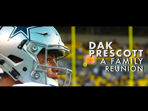 'Dak Prescott: A Family Reunion' Documentary Premiere