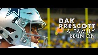 'Dak Prescott: A Family Reunion' Documentary Premiere