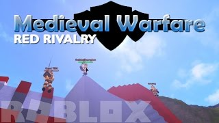 "ROBLOX medieval Warfare: Reforged ""RED RIVALIDADE""-Episódio 4"