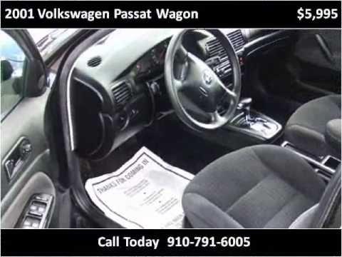 2001 Volkswagen Passat Wagon available from Bradle...
