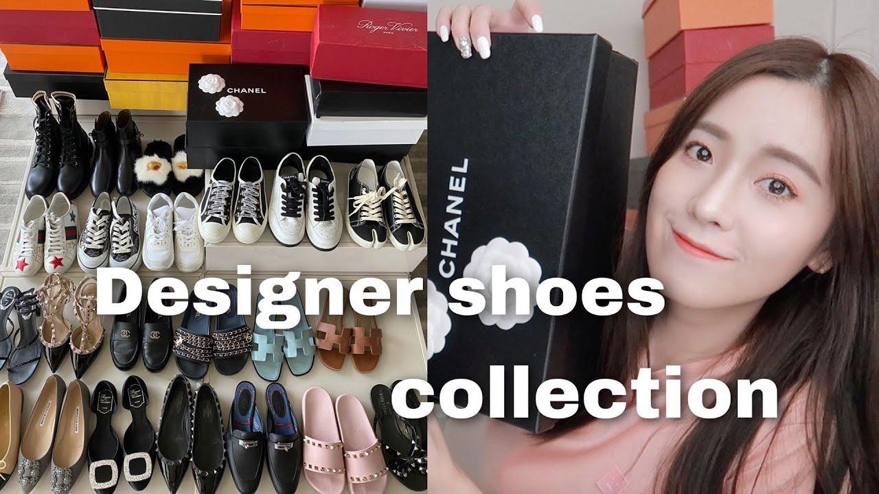 23双奢侈品鞋合集上❗️经典必入|爱马仕|香奈儿|Dior|Fendi|Gucci|RV|MB|RC|Valentino|Maison Margiela|designer shoes