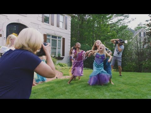 Download Youtube: Disney launches #DreamBigPrincess photo campaign