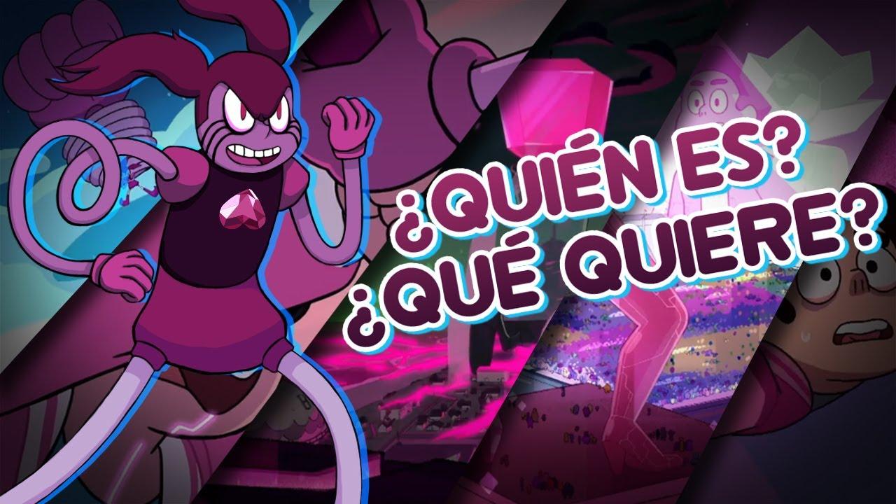 Quíen Es La Villana De Steven Universe The Movie Teorías Y Especulaciones Youtube