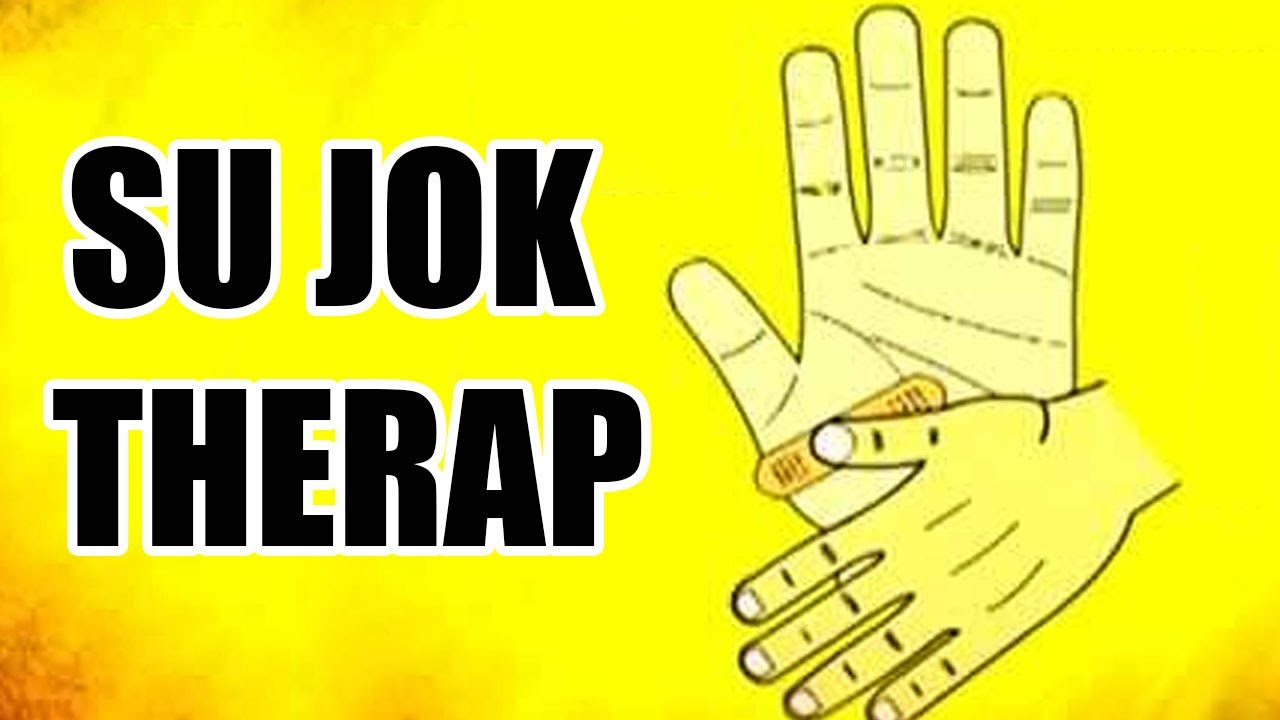 Colour therapy for stomach - Su Jok Therapy Videos Your Health In Your Hand Health Tutor In Telugu Therapy For Eyes Part 3