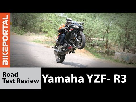 Yamaha YZF-R3 RoadTest Review - Bikeportal
