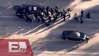 Esto ocurrió antes del tiroteo en San Bernardino, California / Atalo Mata