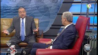 Entrevista a Gonzalo Castillo El Ministro de Obras Publicas En Hoy Mismo - 3/3