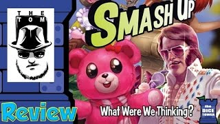 Smash Up: What Were We Thinking? Review - with Tom Vasel