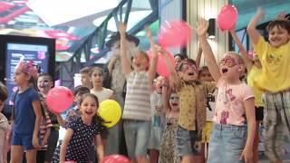 Веселая шоу-программа и аниматоры для детей в торговом центре «НОРА»