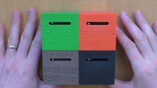 E4 - REVIEW & SOLUTION - INSIDE3 Cube Regular green by INSIDE3 thumbnail