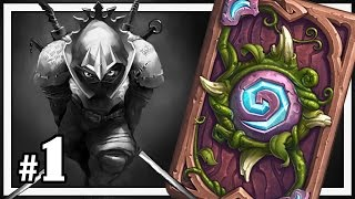 Hearthstone: Oil Rogue Education Feat. MrYagut! - Part 1 (Rogue Constructed)