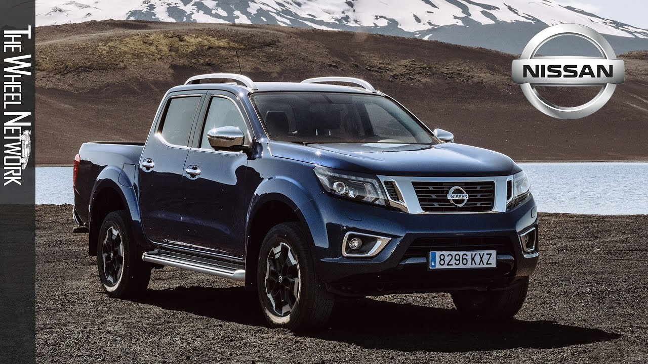 2020 Nissan Navara In Iceland