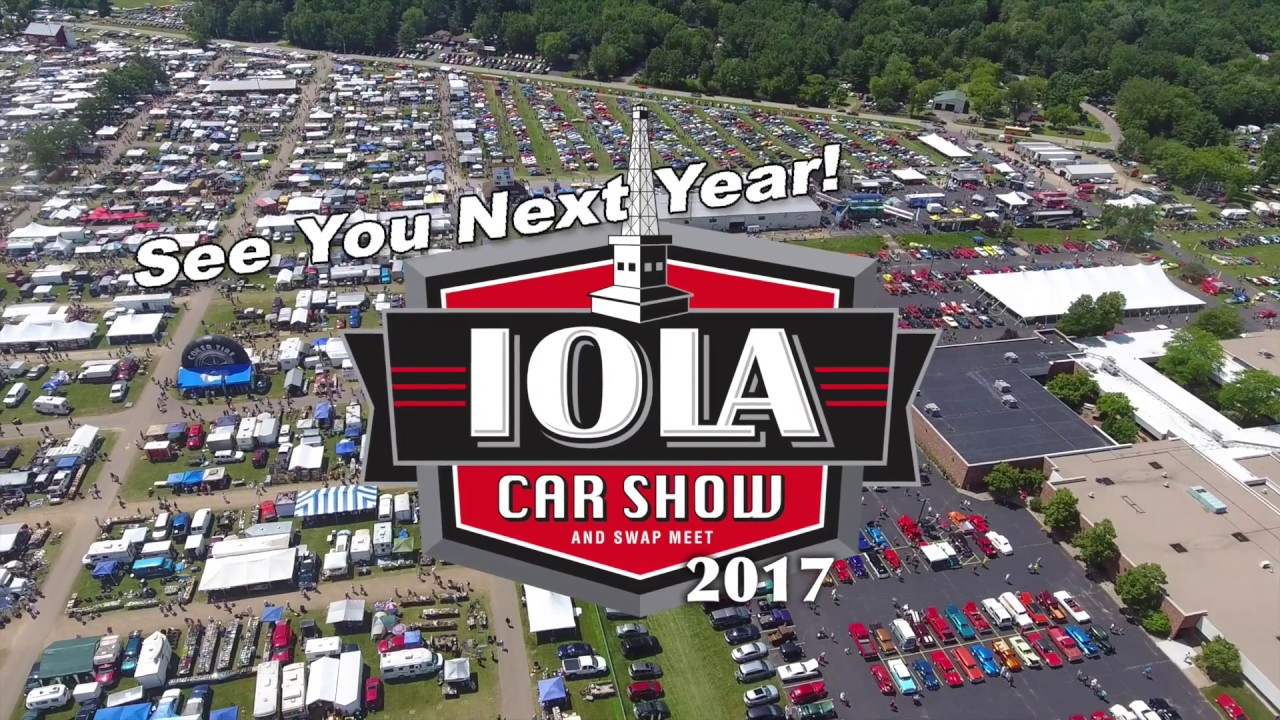 Iola Car Show V Official YouTube - Iola car show