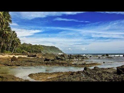 🔴Keindahan Pantai Tembakak Di Krui (Kabupaten Pesisir Barat) _ Lampung