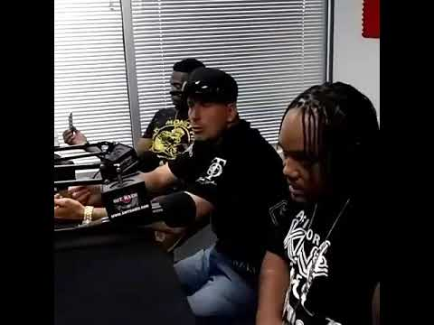 Boss stops by GMT Radio in Houston to