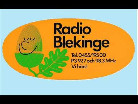 Radio Blekinge - 1981-10-28 (Extrasändning).