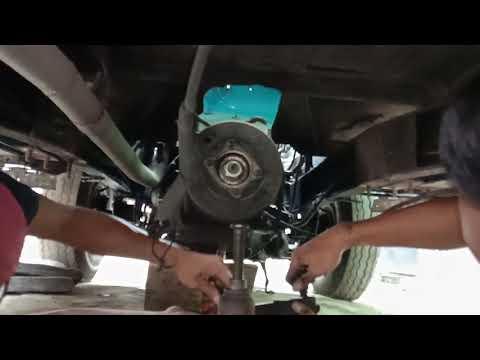 Clutch Disc. Pilot Bearing.oil Seal Replacement Part 1