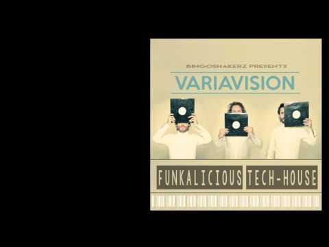 Variavision Funkalicious Tech House samples