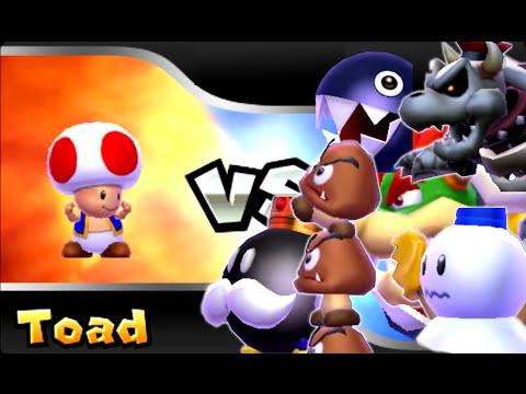 Mario Party Island Tour - All Boss Battles