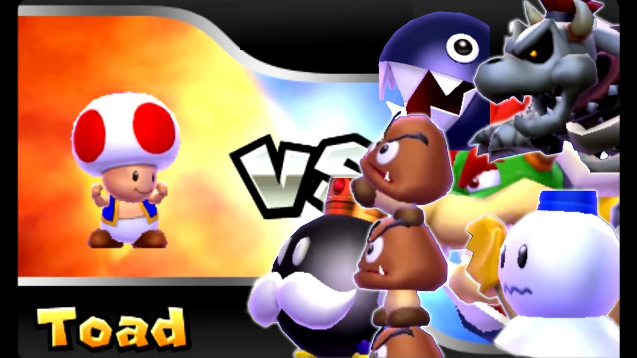 Mario Party Island Tour Peach Bowser Tower