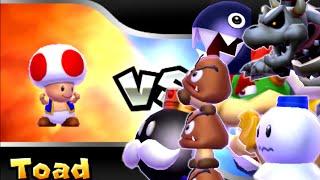 Mario Party Island Tour All Boss Battles