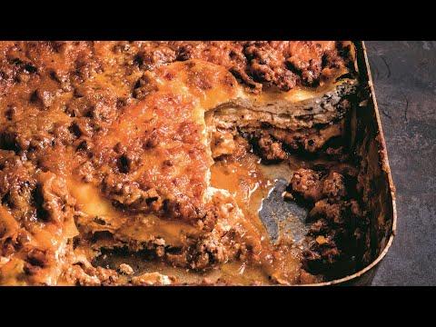 How To Make Lasagna Gluten-Free With Potato Noodles   Michael Symon