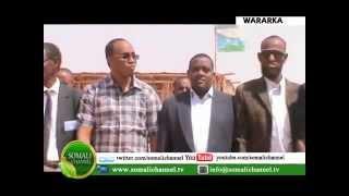 madaxdwayne ku xigenka maamulka jubaland oo maanta ka anbabaxay degmada dolow somaliya ee gobolka ge