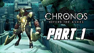 Chronos: Before the Ashes - Gameplay Walkthrough Part 1 'Heroic Mode' (PS5)