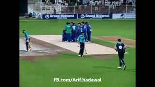 Afghanistan vs Scotland Cricket first T20 highlights 2013 Sharjah